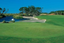 The Ocean Course Golf Course / Designed by Pete Dye, The Ocean Course is the fourth course to have hosted each of the PGA of America's major championships. / by Kiawah Island Golf Resort