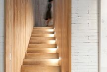 STAIRS & RAILINGS / by Bernardo Garcia