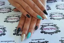 Doing the Nails / Manis and nail art / by Penny Candy