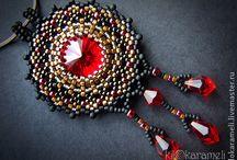Beaded beads / by Petra Koubová