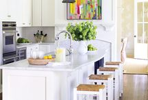 Kitchens / by Priscilla @ Audrey & Abby Interiors