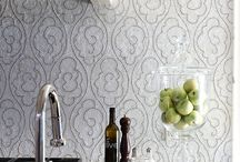 backsplash ideas / by Mary Beiter