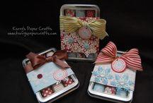 Gift ideas / by Lisha Denny
