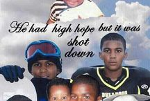Remembering Trayvon / by Sylvia Kantor