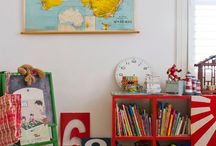 Kids rooms / by Carly Williams