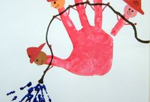 hand prints / by Margret Ward