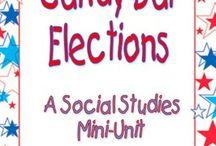 Teaching - Soc. Studies, Geo & History / by Lisa Saunders