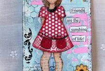 art journals / by Norma Nelson