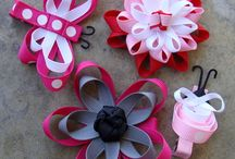 cute things for my beautiful girls! / by Heather Nohren