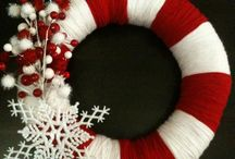 Home - Wreath / by Sandi MacDougall