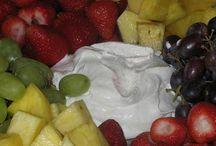 Sides and snacks! / by Jodi VanGaasbeck