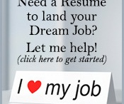 Job Search Services Offered / Are you ready to land your Dream Job? I provide experienced job-search coaching and write professional résumé, cover letters and other types of business correspondence to help get your foot in that ever-narrowing opening in the door of today's job market. Ready for your Dream Job? Let's get started today!  / by The Army Mom