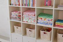 My Sewing Room Heaven! / by Kody Ayhan