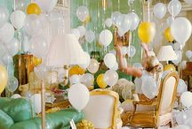 balloons / by ABODEdesignstudio