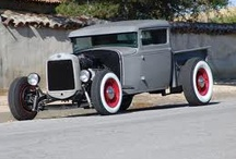 Hot Rods / by Custom Creation