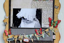 Scrapbook Layouts / by Yvatte Turner