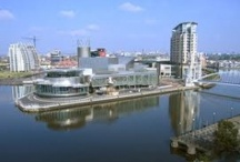 Manchester Salford Quays Guide / by Handmade Greeting Cards Online UK