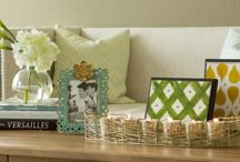 Spring is in the air!  / Decorating ideas and product picks will enliven your home for spring!  / by Wayfair.com