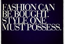 My Style / by Alyssa Carter