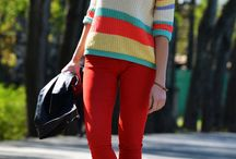 Fashion&Style: loving color / by Chicisimo .