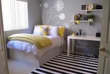 Cute Rooms / by Mari Espinosa