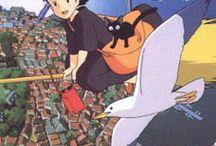 Hayao Miyazaki / by Maricella Jiron