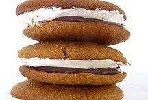 Cream Pies & Whoopie Pies / by Melissa