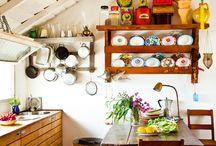Kitchen / by Lena-Philine Zinser