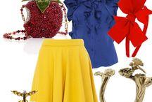 Disney Outfits / by Joana Bonn
