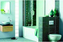 Bathroom / by Barton Watson