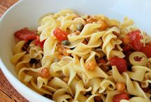 Pastas / by Devo Olive Oil