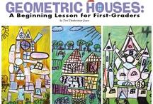 Kids Arty Ideas: Elements of Art / by Louann Brown