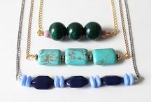 Morse code necklace ideas  / by Katie Jones