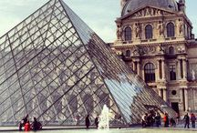 Paris Landmarks / Some of the things you will see when you tour the City of Lights through France.com / by France.com