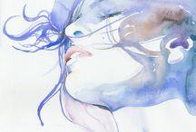 beautiful art / by Lisa Waddington