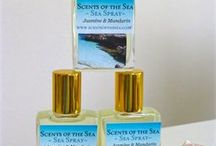 Scents of The Sea Island Fragrances  / We have created 2 Unisex Island fragrance made from an exquisite blend of Jasmine, Mandarin, Musk, Coconut and a dash of Vanilla. Wearing our fragrances will not only make you feel fabulous, but your friends will want to know what your wearing~ We feature Cologne Oils, Body Sprays that are a lighter version of our Island Oils, Home Diffusers and Yes we now carry Massage Oils.. Yes, We can bring the Beach to you, no matter where you are or what season it is~  / by Sanibel Sensations