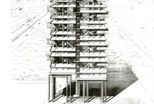 Architectural Drawings / by Denis de Verteuil