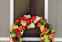 A First Impression - Wreaths & Porches! / by Jenny Jensen