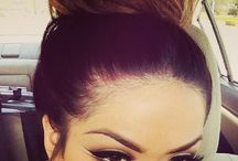 Winged/Cat Liner / by Danielle Gray