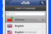 uTalk - the language learning app from EuroTalk / Be more than a tourist with uTalk, the app that teaches you key words in 60 languages (with more on the way) completely free. Upgrades are available for those who want to learn more. / by EuroTalk