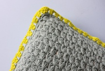 crochet.knit.home / by Crystal