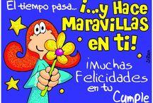 Felicitaciones / by Mary Miranda