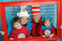 Dr. Seuss party / by Amanda Kokoski
