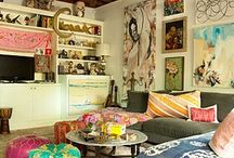 Room Ideas / by Clare Quarles
