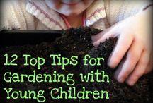 Children's gardening / by Hawthorn Gardens