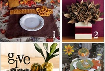 DIY - Holiday / Thanksgiving / by Shannon Counterman-Casares