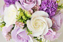 Gumpaste  flower / by sarah
