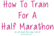 Disney Princess Half Marathon Training / by Joanna Pratt