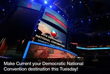 DNC 2012 / by Current TV