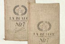 grain sacks / by Denise Kraft